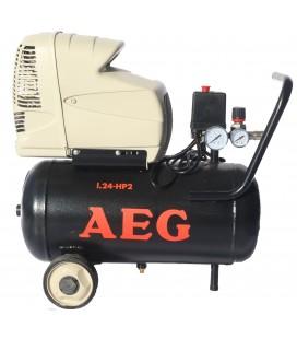 Компресор AEG 24 литра