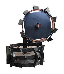 Метални колела за мотоблок