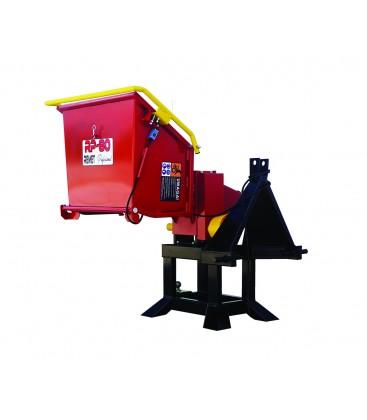 Тракторна трошачка за дърва RED DRAGON RP-80